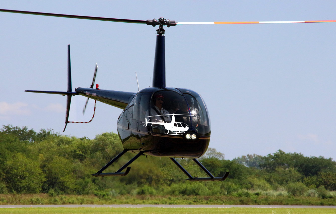 Helicopter tours Buenos Aires