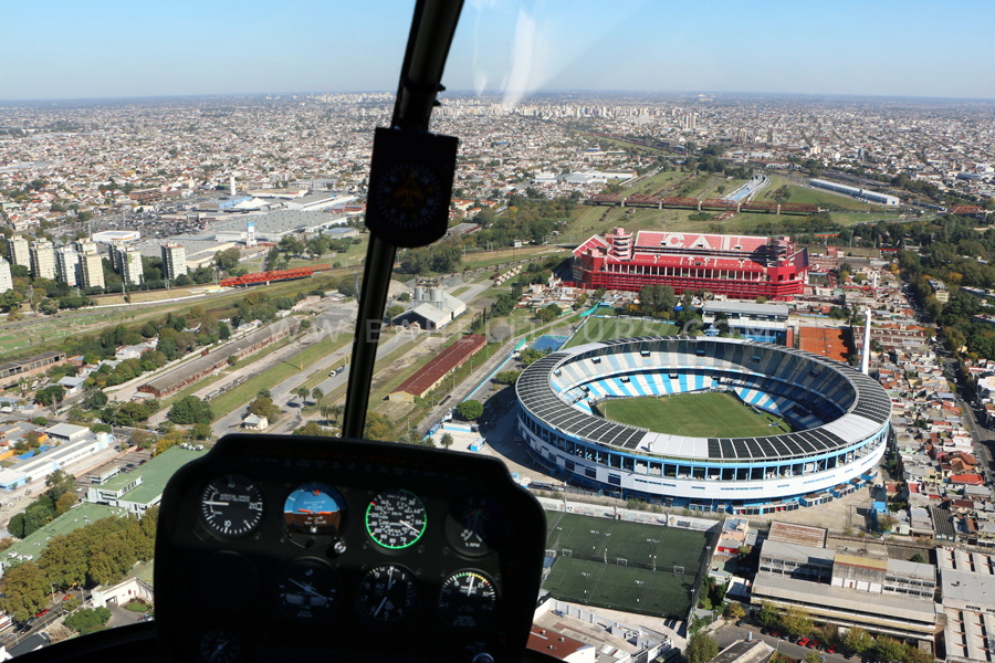 City tour en helicóptero
