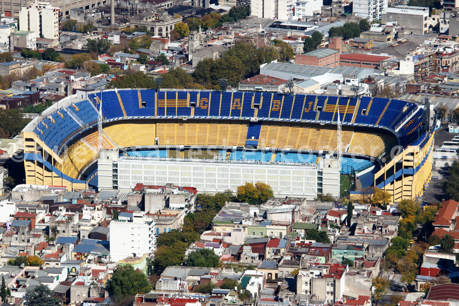 Estadio Boca Juniors - La Bombonera