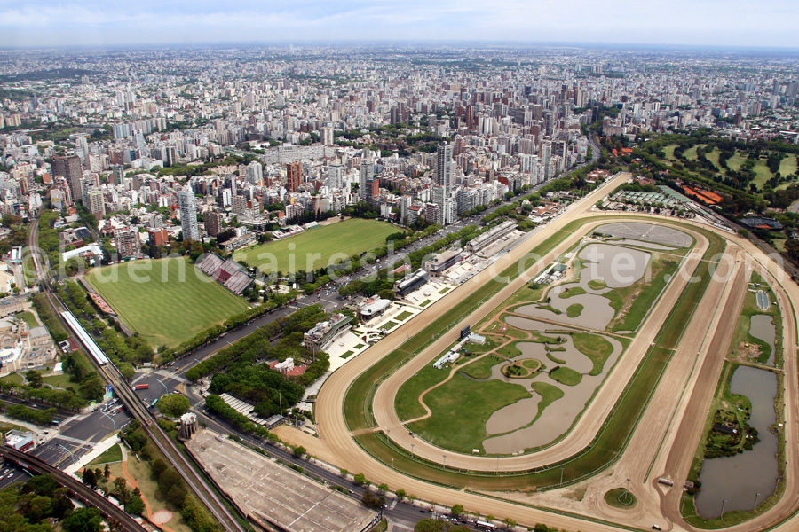 Palermo hippodrome and polo fields